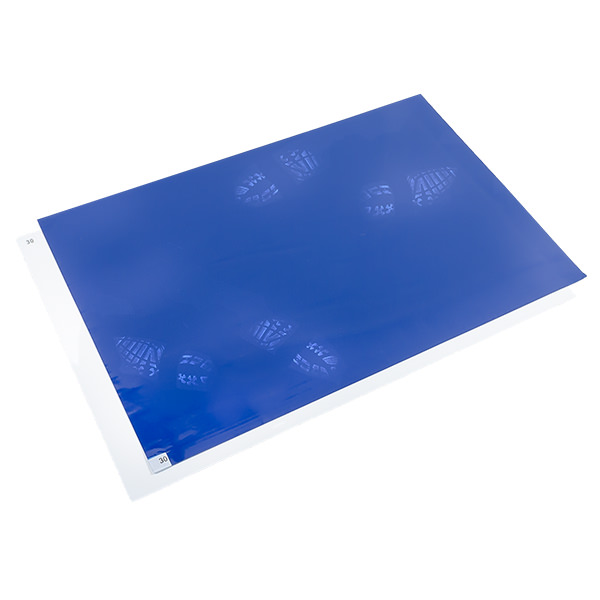 Blue Adhesive Sticky Mats for Cleanrooms