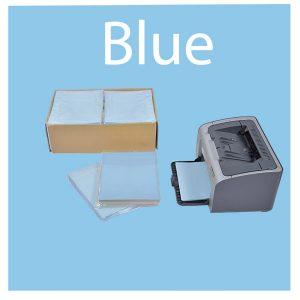 Blue Elimstat Cleanroom Paper