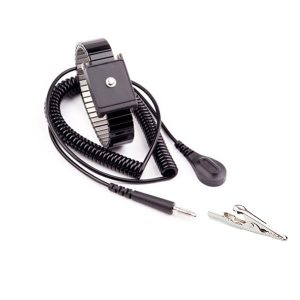270 Series Metal Banded Anti Static Wrist Straps