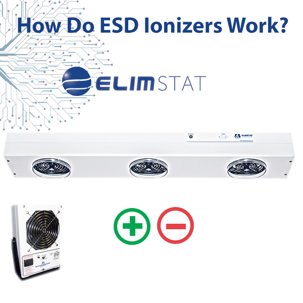 How do ESD Air Ionizers Work?