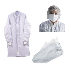 cleanroom supplies for personnel